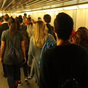 Vaga metro / ACN