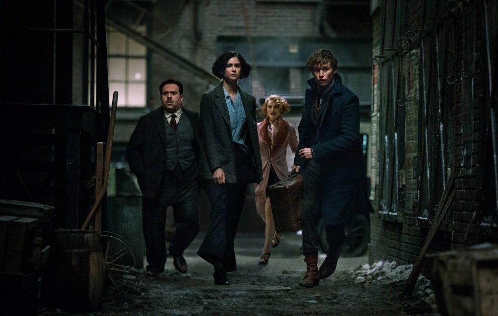 Harry potter besties fantàstiques Warner Bros