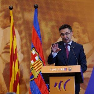 Josep Maria Bartomeu Barça Efe