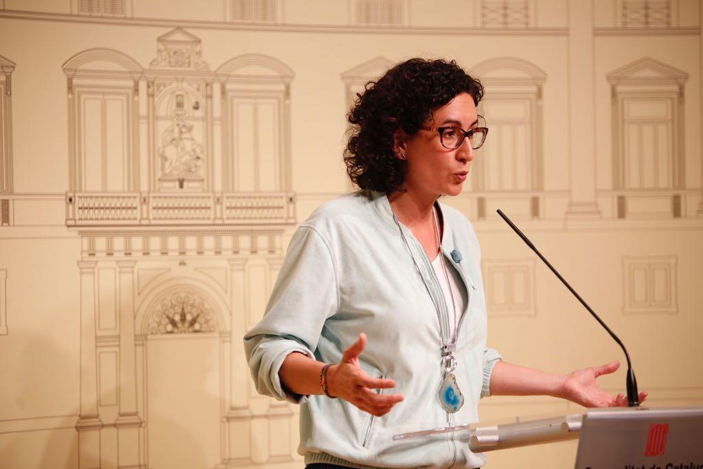 Marta Rovira Cimera Referèndum - Sergi Alcàzar