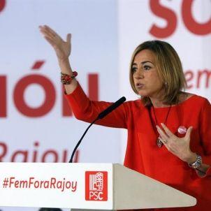 Carme Chacon-PSOE-4-efe