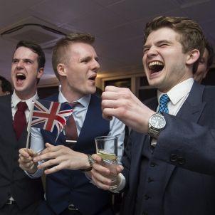 Brèxit Festa dels partidaris