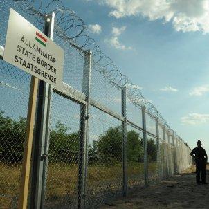 frontera hongria serbia wiki