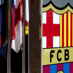 Escut Barça FCB - Sergi Alcàzar