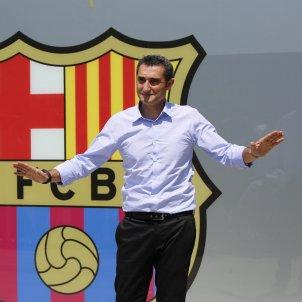 Ernesto Valverde Barça Sergi Alcàzar