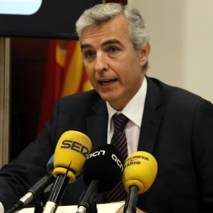 Antonio Recio president Audiència Barcelona / ACN