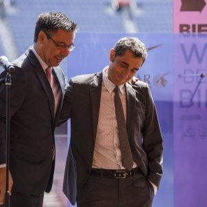 Ernesto Valverde i Bartomeu   Sergi Alcàzar