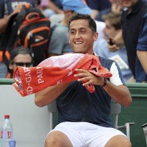 Nicolás Almagro   Roland Garros   EFE