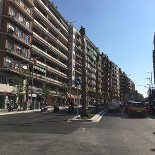 obres lesseps escorial barcelona EuropaPress