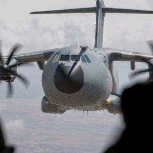 Airbus A400M, avión del Ejército / EFE