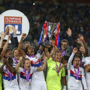 Final Champions femenina   EFE