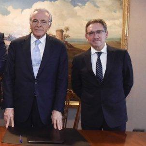 La Caixa i la Generalitat