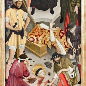 Decapitació de Sant Baldiri - OK