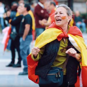 youtuber america bandera espanyola