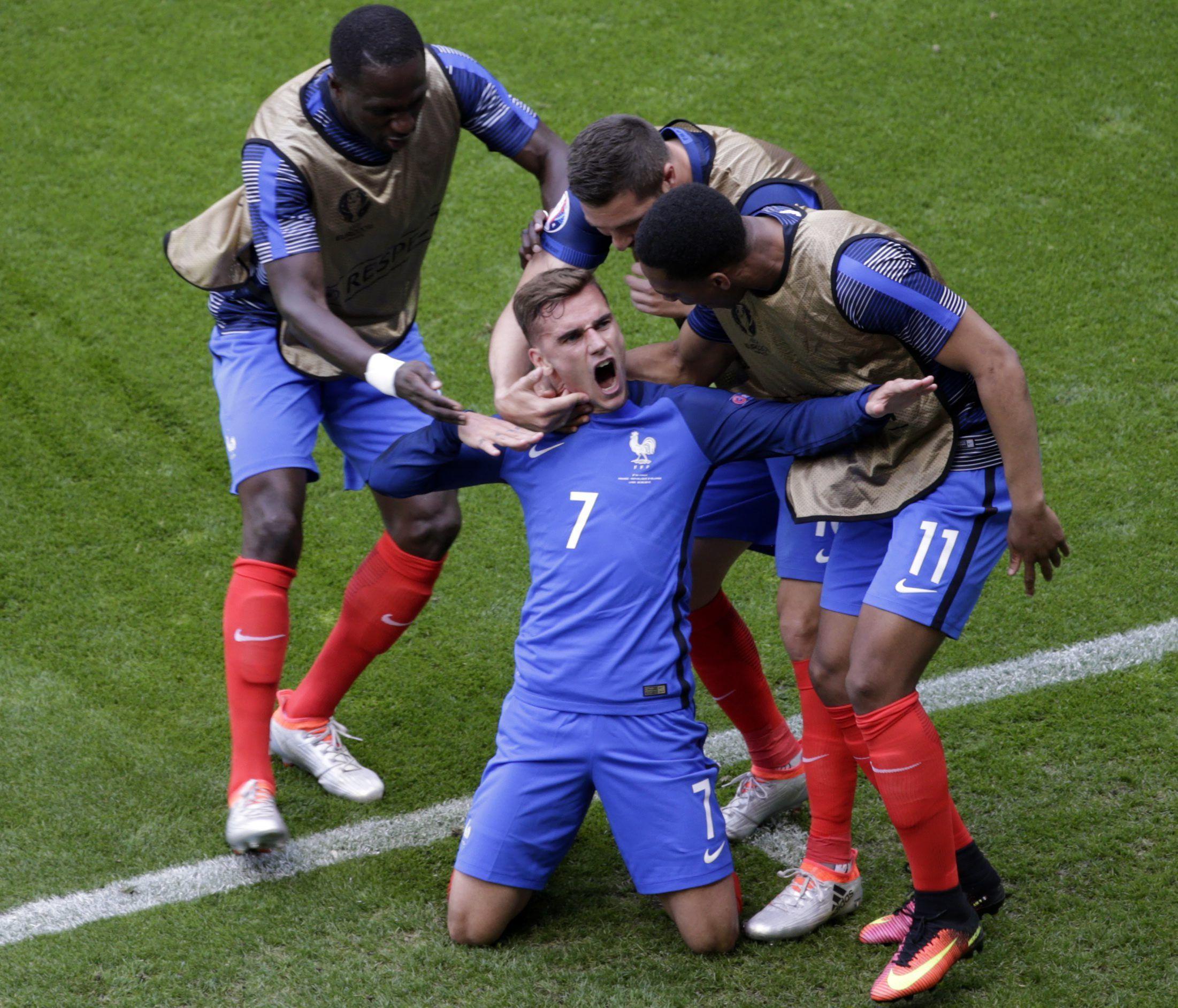 Francia Irlanda EFE