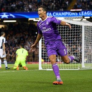 Cristiano Ronaldo Reial Madrid Juventus gol champions   efe