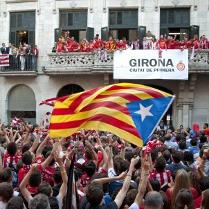Girona estelada Efe