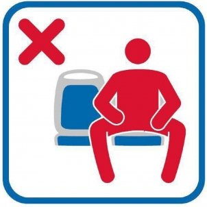 gran manspreading autobusos madrid europa press