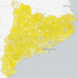 Mapa ERC
