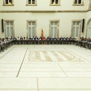 Pacte Nacional Referendum Parlament - Sergi Alcàzar