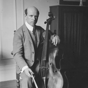 Pau casals Library of Congress