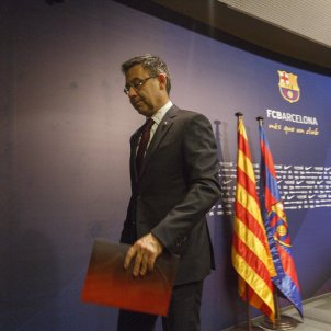 Josep Maria Bartomeu Barça Innovation Hub   Sergi Alcàzar