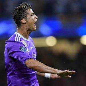Cristiano Ronaldo celebració gol final champions cardiff   efe (2)