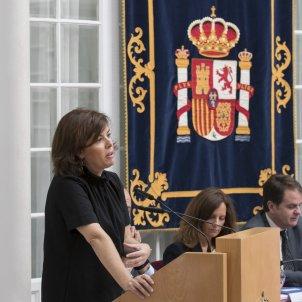 soraya bandera espanya efe