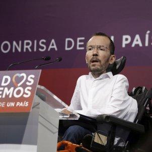 Pablo Echenique-Unidos Podemos-efe