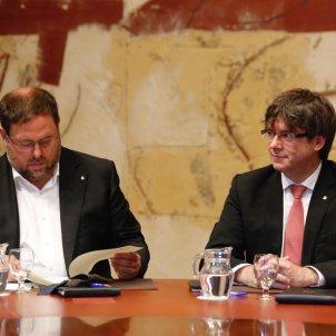 data i pregunta Junqueras Puigdemont - Sergi Alcàzar