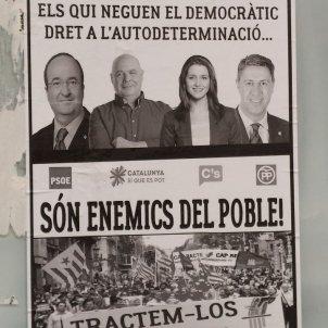 cartells lleida enemics poble acn