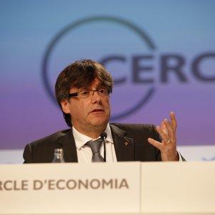 Puigdemont Cercle Economia Sergi