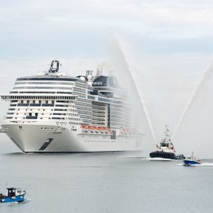MSC Cruceros EP