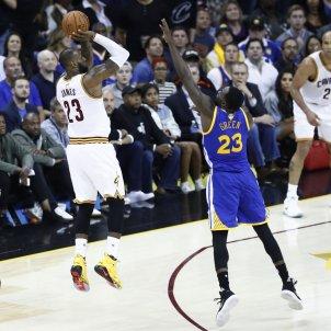 Lebron James final NBA Cavaliers   EFE