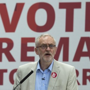 Jeremy Corbyn - Laborista - EFE