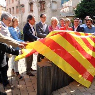 monument dret a decidir Ribes ACN 2