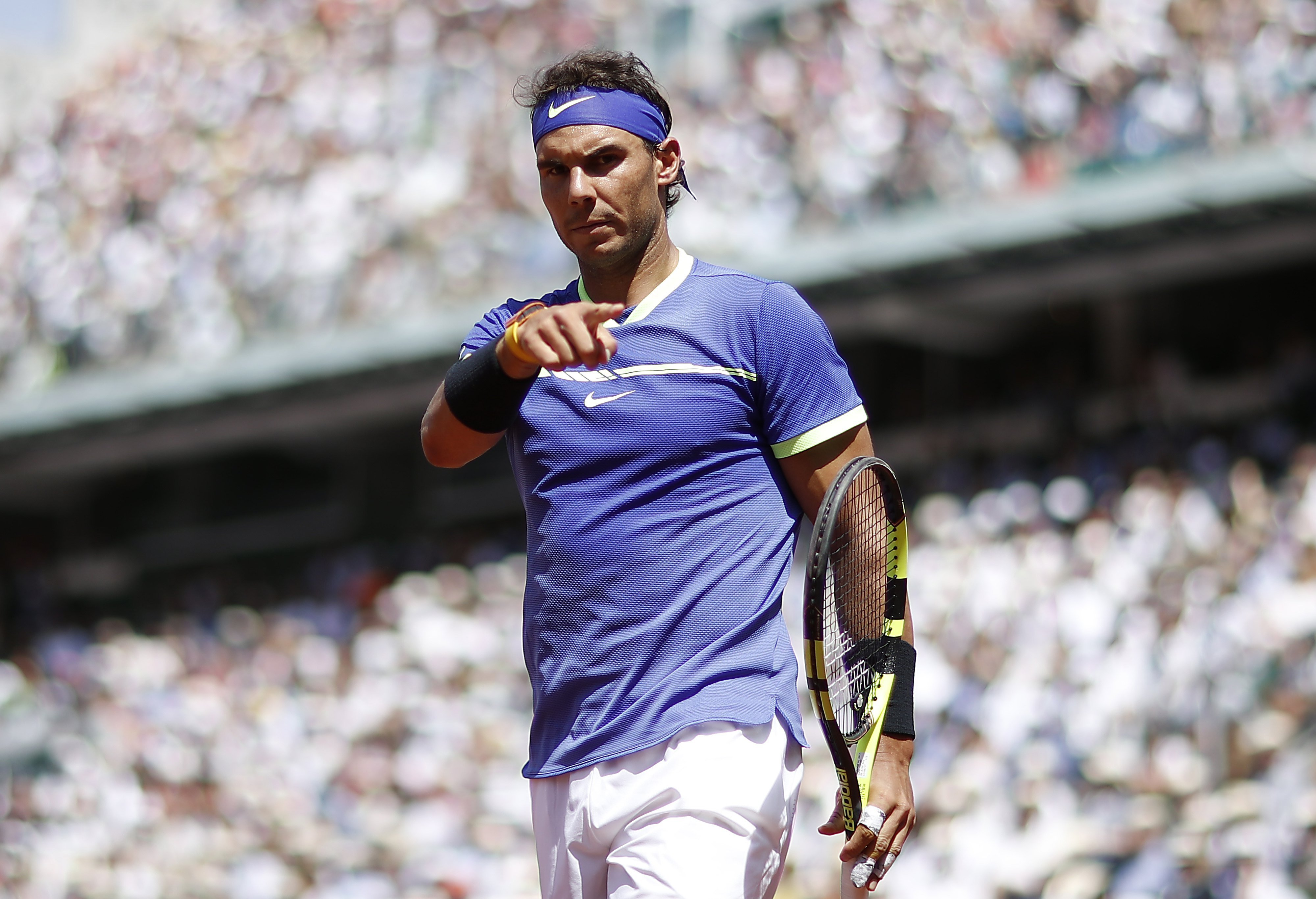 Rafa Nadal Roland Garros final Wawrinka   EFE
