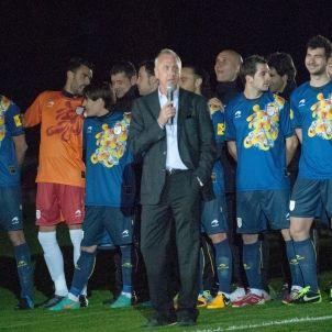 Johan Cruyff Catalunya selecció CC