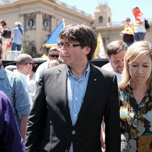 Puigdemont Sanchez ANC AMI Lloveras - Sergi Alcàzar