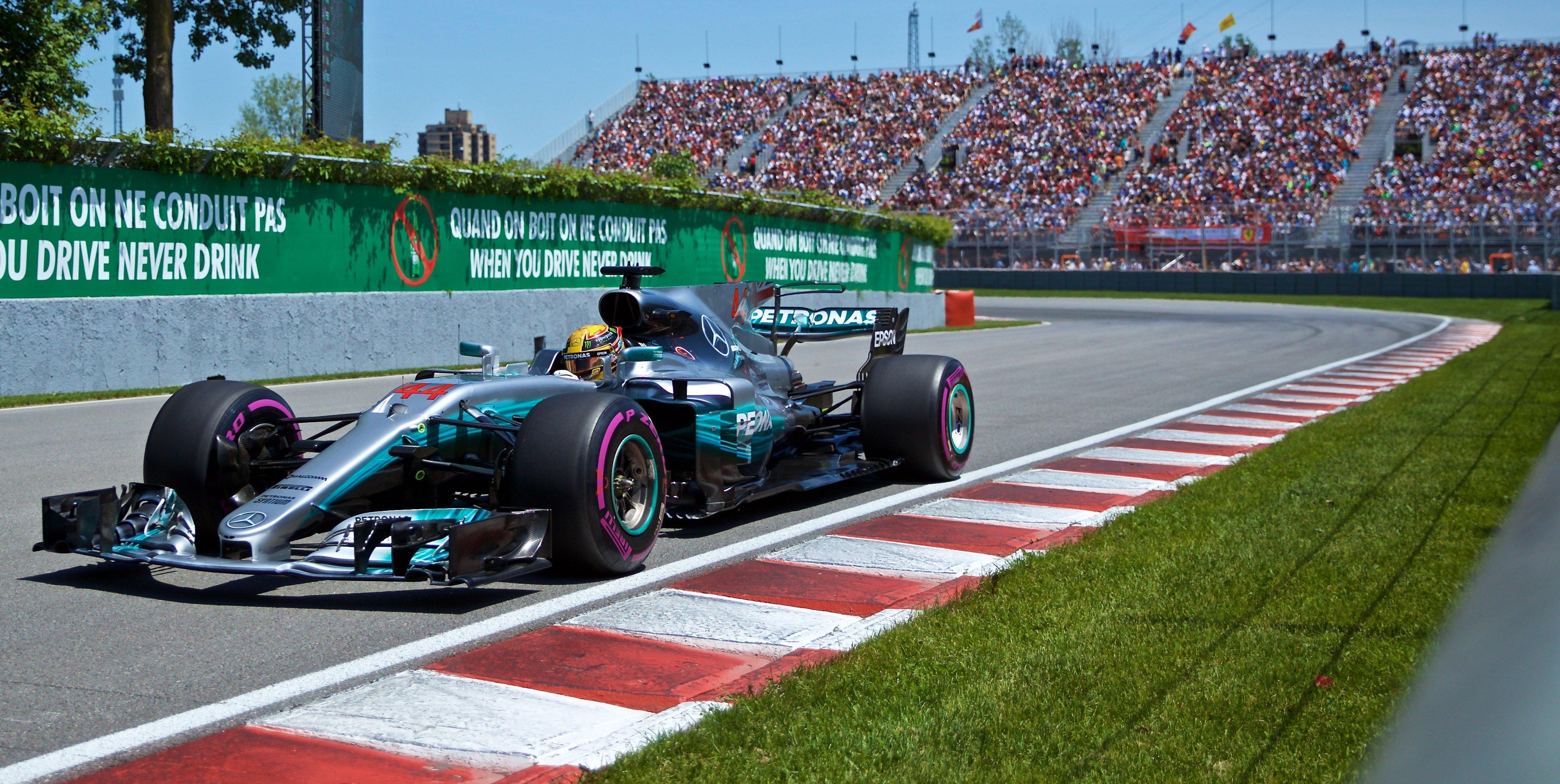 Lewis Hamilton Canada   EFE