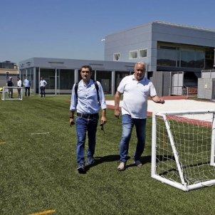 Ernesto Valverde FC Barcelona Miguel Ruiz