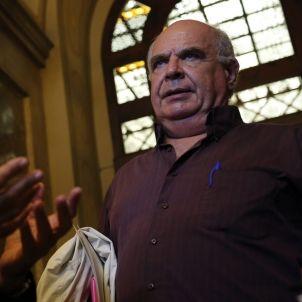 Joan Coscubiela i Lluis Rabell al Parlament sergi alcazar