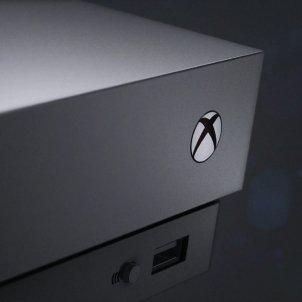 xbox one x5. Microsoft