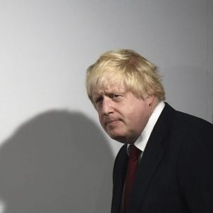 Boris Johnson efe