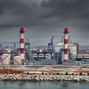 Industria Port de Barcelona Central Cicle Combinat Osoley