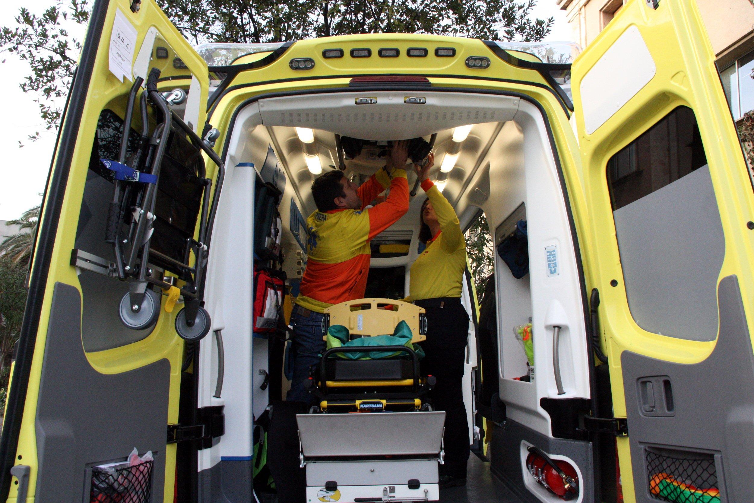 Ambulància SEM - ACN