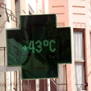 Temperatura elevada a la ciutat de Lleida / ACN