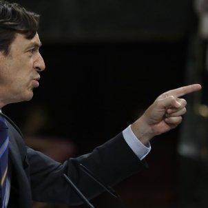 Rafael Hernando, portavoz del PP en el Congreso / EFE