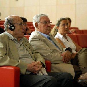 Judici Palau últim dia / EFE