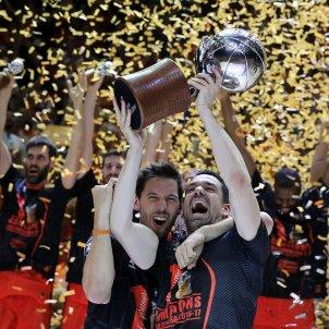 Valencia Basket Lliga Endesa EFE